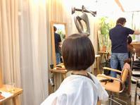 オーダー「丸みのあるボブ」 - 吉祥寺hair SPIRITUSのブログ
