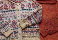 【冬衣】色を編む伊藤八重子に続きます - ルリロ・ruriro・イロイロ