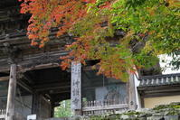 高雄神護寺の紅葉 - ぴんぼけふぉとぶろぐ2
