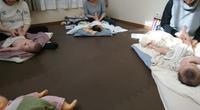 2019年12月親子でベビーマッサージ(高円寺で赤ちゃんと一緒に遊びましょう♡) - 和 ~ なごみ ~  高橋 泉