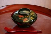 三白糖水百合根の季節 - 満足満腹  お茶とごはん
