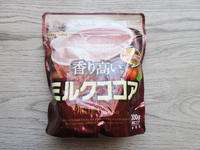 【meito】香り高いミルクココア - 池袋うまうま日記。
