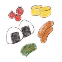 弁当デイズ - たなかきょおこ-旅する絵描きの絵日記/Kyoko Tanaka Illustrated Diary