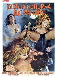 「La orgia nocturna de los vampiros」The Vampires Night Orgy  (1972) - なかざわひでゆき の毎日が映画三昧