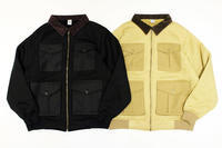 "COMFORTABLE REASON (コンフォータブルリーズン) "" Boa Fleece Pilot Jacket "" - two things & think Blog"