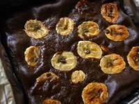 里芋とバナナとのココアのケーキ - ナチュラル キッチン せさみ & ヒーリングルーム セサミ