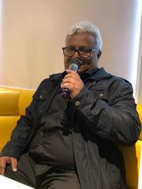 20/11/Wed/ Maldivian producer visits - Long Stayer
