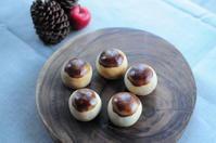 栗饅頭 - Chamomile 季節のおやつと日々のこと