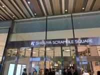 【渋谷】さくっと渋谷スクランブルスクエアへ - casa del sole
