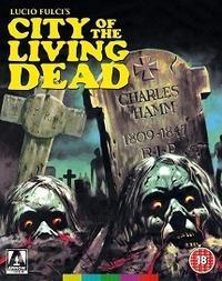 「地獄の門」Paula nella citta dei morti viventi  (1980) - なかざわひでゆき の毎日が映画三昧