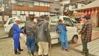 「賽の神祭り」に使う萱刈作業を行いました - 浦佐地域づくり協議会のブログ