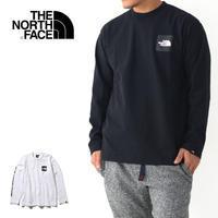 THE NORTH FACE [ザ・ノース・フェイス] L/S Spuare Logo Tee [NT81931] ロングスリーブスクエアロゴティー・長袖・MEN'S - refalt blog