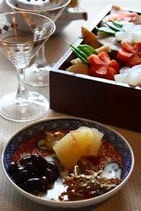 12月19日お節料理のレクチャー会 - Rose ancient 神戸焼き菓子ギャラリー
