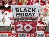 """""""迫る!「ブラック・フライデー」セール♪@クリスマスプレゼント&里帰りおみやげ探し♪㊼ と、パーパが来日♪"""" - 『ROMA』ローマ在住 ベンチヴェンガKasumiROMAの「ふぉとぶろぐ♪ 」"""