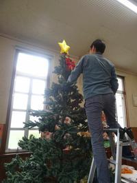 2019年11月24日クリスマス準備 - 日本ナザレン教団 尾山台教会