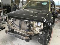 ハイラックスサーフをベース車両にカスタムカーを制作しました。 - 掛川・中央自動車