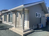 塗装工事完成しました... - ホームプラザ大東の家づくり現場