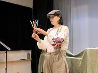 座文庫イベントNO.6はモール人形劇とアコーディオン演奏 - ゆうゆう素敵な暮らしの手帖