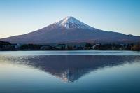 冬の富士山 - 故郷の宝物