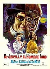 「Dr.ジキルvs. 狼男」Dr. Jekyll y el Hombre Lobo  (1972) - なかざわひでゆき の毎日が映画三昧