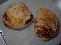 天然酵母ができていたからパンを作った - 虫と