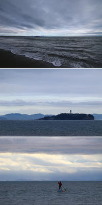 2019/11/25(MON) 15:00頃、海辺に行ってみた。 - SURF RESEARCH
