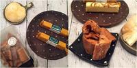 ポンデラルマ(中川)お菓子屋さん - 小料理屋 花 -器と料理-