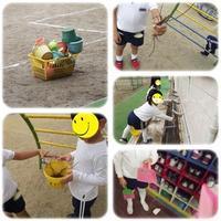朝のお仕事:年長組 - ひのくま幼稚園のブログ