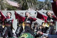 第6回YOSAバカINフルーツパーク『浜松学生連鰻陀羅』 - tamaranyのお散歩2