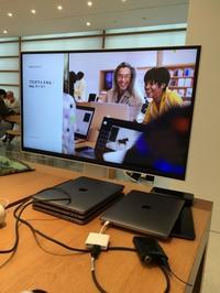 『apple storeのセッション:今度はだった!・・』 - NabeQuest(nabe探求)