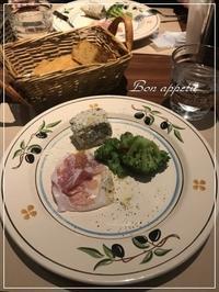 『Puteca La Lanterna(プテカ・ラ・ランテルナ)』でパスタランチ@大阪/淀屋橋 - Bon appetit!