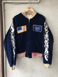 別珍Souvenir Jacket - TideMark(タイドマーク) Vintage&ImportClothing