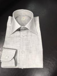 今季イチオシのシャツ生地です - Milestoneのブログ