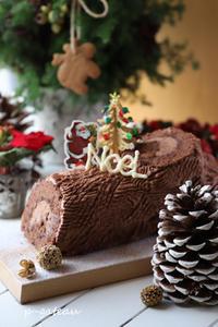 12月のお菓子レッスンビィッシュドノエル - 気ままなdiary♪