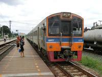 【タイ国鉄の旅】ケンコーイ~バンコク編 - いわんや(=引退したイ課長)ブログ