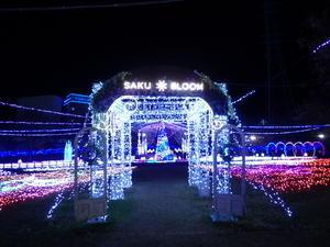 SAKU BLOOMイルミネーション2019! -