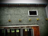セルフビルドの道草小屋に最後の窓が入りました。 - 手作り生活~道草屋日記~