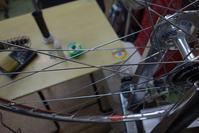 風路駆ション541競技用自転車のソルダリング加工ロードバイクPROKU -   ロードバイクPROKU