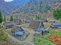 富山 五箇山 (2) 菅沼集落 - 2 - 多分駄文のオジサン旅日記 2.0