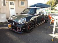 BMW MINI John Cooper Works Day3 - 磨き屋 FURUKAWA's Blog