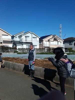 2019大根収穫体験 -