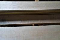 カーリーメープル平割材 - SOLiD「無垢材セレクトカタログ」/ 材木店・製材所 新発田屋(シバタヤ)