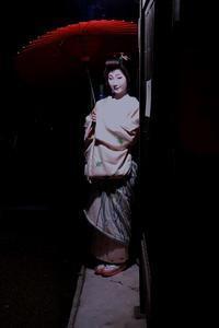 お寒うどすぅ - 赤煉瓦洋館の雅茶子