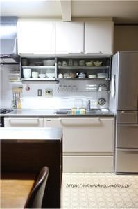 キッチンだけではないブレない我が家の適正価格 - 身の丈暮らし  ~ 築60年の中古住宅とともに ~