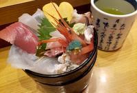 sep.2019 金沢5*近江町市場で朝から海鮮丼! - Kirana×Travel