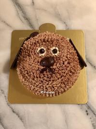 プライベートレッスンで、犬のケーキ - 福岡のフランス菓子教室  ガトー・ド・ミナコ  2