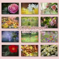 miruhana 2020花のカレンダー 販売はじめました。 - MIRU'S PHOTO