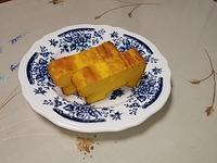 人参・南瓜のケーキ - ときどき染花やクレイクラフト
