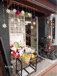 『ハンドメイドショップほふほふ』さんの5周年感謝祭 - 森の工房 Flower Work ナチュラルスローな空間