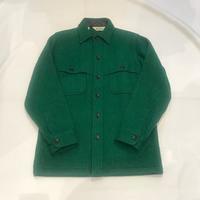 "〜70's""Woolrich""Made In USAシャツジャケット - 「NoT kyomachi」はレディース専門のアメリカ古着の店です。アメリカで直接買い付けたvintage 古着やレギュラー古着、Antique、コーディネート等を紹介していきます。"